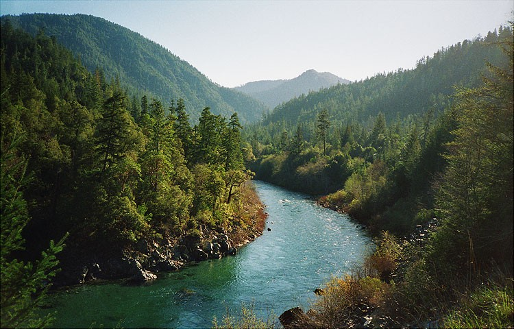 Smith River National Recreation Area (NRA) Establishment and Implementation